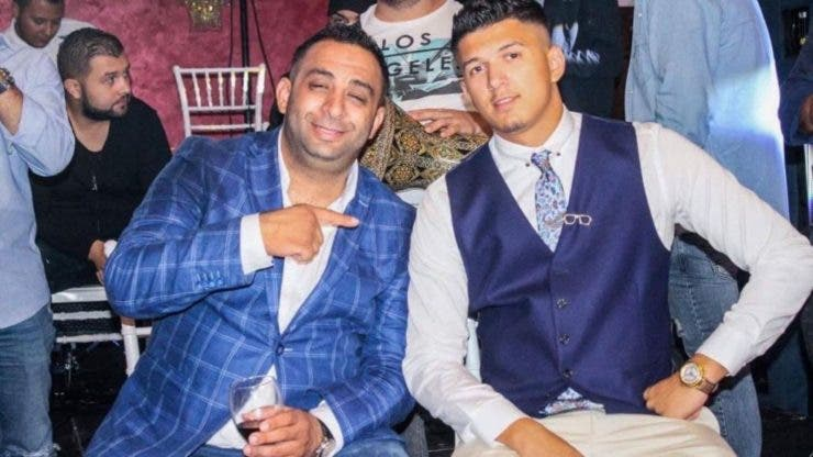 Aly Pian a organizat o petrecere în memoria tatălui său chiar în ziua de Paște.