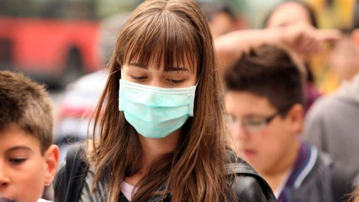 Când scăpăm de masca de protecție.