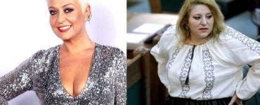 Ce părere are Monica Anghel despre Diana Șoșoacă