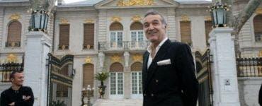 De ce are Gigi Becali un tunel secret în palatul său