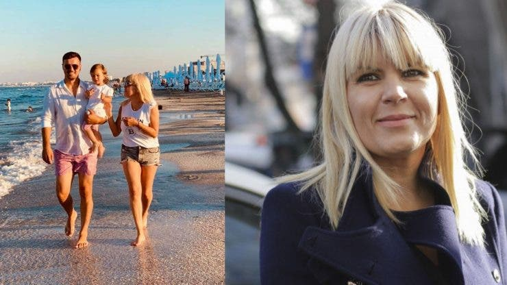Elena Udrea a plecat în vacanță cu familia de Paște