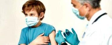 Imunizarea copiilor, următoarea provocare.