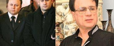 Ion Dolănescu, uitat de fiii săi.