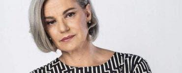Maia Morgenstern, îngrijorată pentru familia sa din Israel