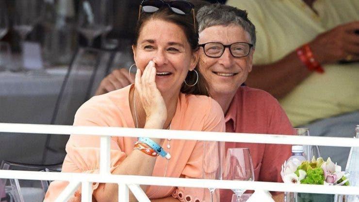 Melinda și Bill Gates au pus capăt căsniciei lor