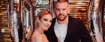 Roxana Ionescu s-a casatorit