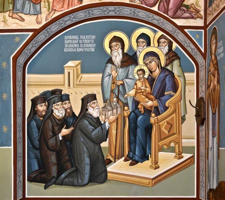 Sfintii Cuviosi Sila, Paisie și Natan