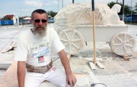 A murit Paul Popescu! A fost un sculptor român recunoscut la nivel naţional şi internaţional