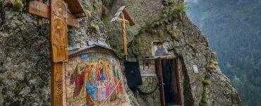 Cum arată acum chilia Părintelui Arsenie Boca din Munții Făgăraș! Locul a rămas o mărturie nestinsă