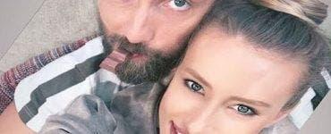 Dani Oțil, pus în dificultate de logodnica sa Gabriela Prisăcariu