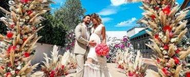 Dani Oțil si Gabriela Prisacariu-nunta