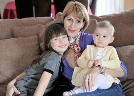 Ce relație este între Cosmin Cernat și copiii săi în prezent! Monica Iagăr a vorbit despre noua ei familie