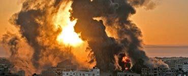 """Mărturii sfâșietoare din Fâșia Gaza! """"O femeie a murit alergând spre adăpost"""""""
