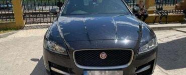 O femeie din Galați a avut parte de ghinion! Și-a luat un Jaguar ultimul răcnet din Anglia, dar a rămas fără bolid când a ajuns acasă