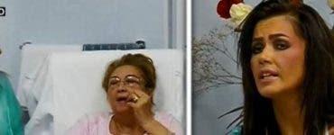 """Care au fost ultimele cuvinte spuse de mama Oanei Zăvoranu pe patul de spital! """"Nu a vrut să ne împăcăm"""""""