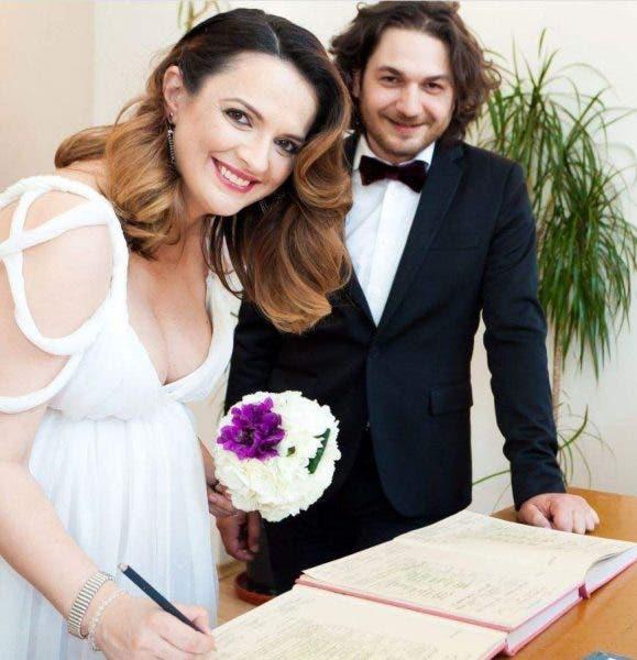 Florin Dumitrescu, motiv real de fericire! Cheful serbează 8 ani de căsnicie