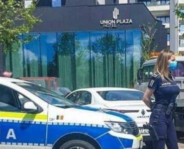 """Fotografia unei tinere poliţiste a devenit virală pe Facebook: """"Cine a spus că în Poliția Română sunt doar burtoși?"""""""