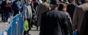 Rata de infectare în București a scăzut sub 1,5! Se așteaptă noi măsuri de relaxare