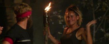 Sindy a fost eliminată de la Survivor România! Cum a reacționat Războinica