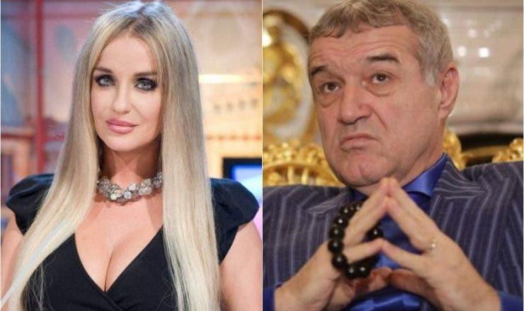 """Gigi Becali a răbufnit după ce Cristian Rizea a scris că ar fi avut o relaţie cu Tania Budi: """"Un maimuţoi! Păi îmi trebuie mie altă femeie acuma?"""""""