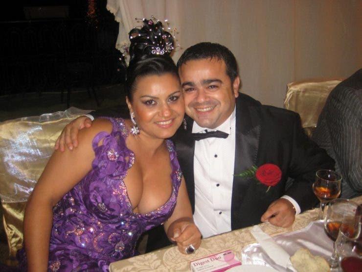 Cum arată și cine este soția lui Adrian Minune! Femeia a slăbit și arată senzațional