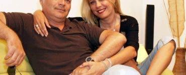 Dana Savuica si fostul soț, Răzvan Stanciu