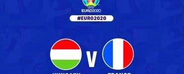 EURO 2020. Ungaria-Franța LIVE TEXT.