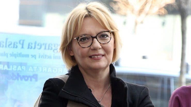 Emilia Popescu a fost infectată cu COVID19