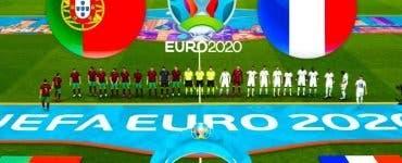 Euro 2020. Portugalia-Franța LIVE TEXT.