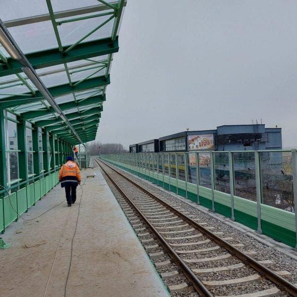 Ion Țiriac și-a făcut o gară! Trenul de Otopeni oprește la patinoarul miliardarului