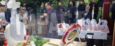Ce s-a întâmplat la 40 de zile după decesul lui Ion Dichiseanu! Imagini emoționante la parastasul actorului
