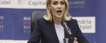 """Gabriela Firea acuză PNL că răpește românilor șansa de a se bucura de pensie: """"Vor munci toată viața, până nu se vor mai putea bucura sănătoși de pensie"""""""