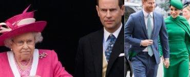 Prințul Harry și Meghan Markle ar fi încercat să păstreze o relație bună cu membrii Casei Regale