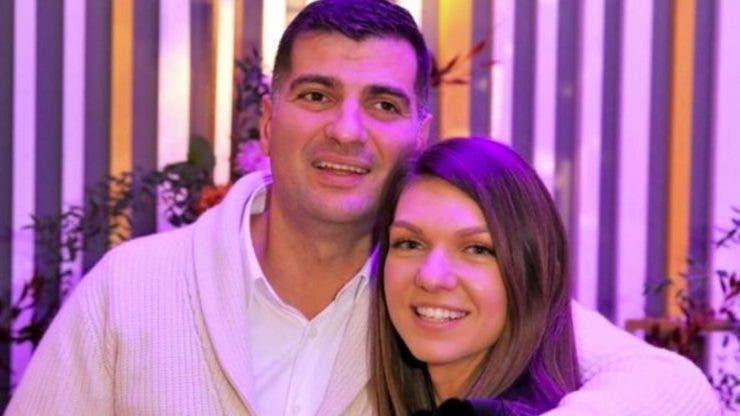 Simona Halep, cerută în căsătorie de iubitul ei
