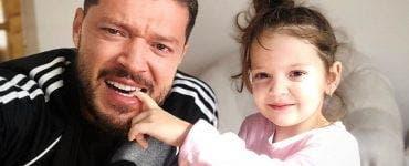 Victor Slav si Sofia, fetita lui