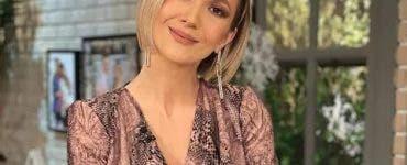 """Adela Popescu are emoții mari pentru a treia sarcină! """"Durerea e foarte mare"""""""