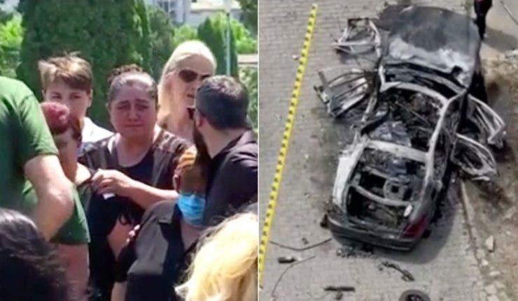 Afaceristul asasinat cu bombă la Arad este înmormântat astăzi! Soția a angajat o firmă de pază