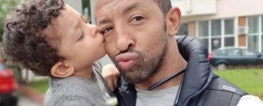 Kamara este în culmea fericirii! A apărut o nouă speranță pentru fiul său, care suferă de tetrapareză spastică