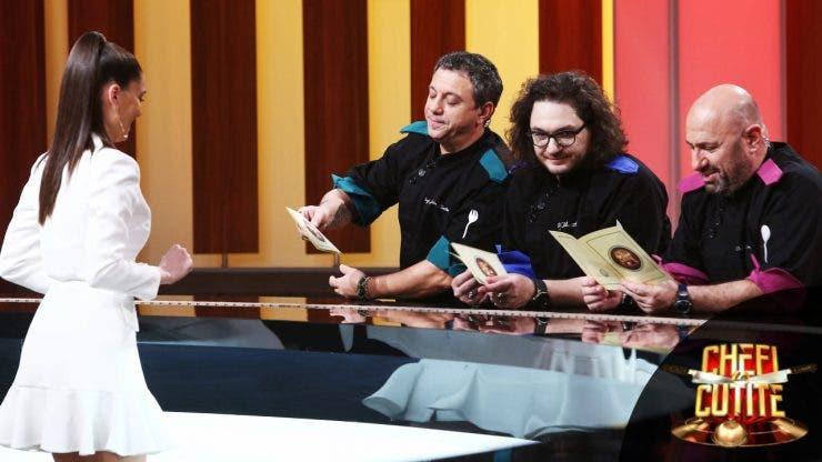 Vezi Live Stream Online a doua parte a finalei Chefi la Cuțite. Video cu emisiunea pe Antena 1