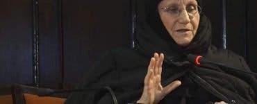 Maica Siluana Vlad s-a stins ieri din viață! S-a călugărit în anul 1993