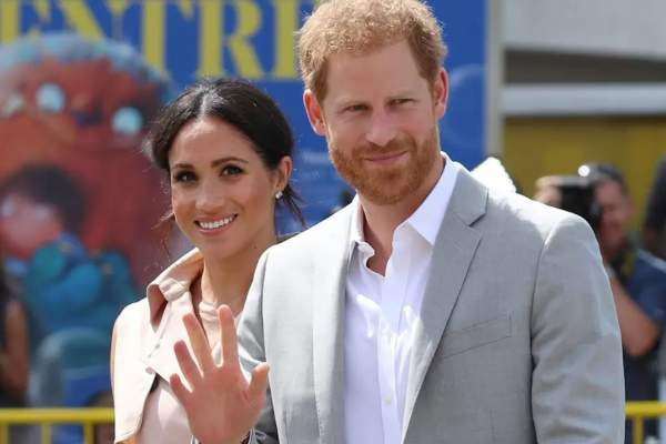 Cu cine seamănă fiica prințului Harry și a lui Meghan Markle! Presa din Statele Unite a dezvăluit cu cine seamănă Lilibet Diana