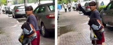 Mirela Vaida este din nou în pericol! Atacatorarea face amenințări în mijlocul străzii