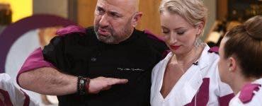 """Ce reacție a avut Nicoleta Pop de la """"Chefi la cuțite"""", după fanii i-au spus că s-ar potrivi cu Cătălin Scărlătescu! """"Cel mai mare vis"""""""
