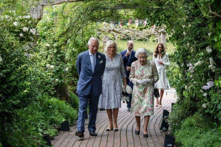Kate Middleton a făcut o gafă de proporții la recepţia summit-ului G7! Ce i-a spus prinţului Charles
