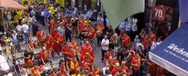 Gafa uriașă făcută de UEFA! Şase suporteri francezi au ajuns din greşeală la Bucureşti în loc de Budapesta