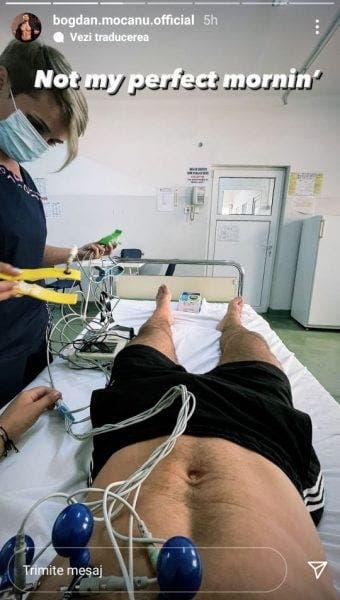 """Bogdan Mocanu a ajuns de urgență la spital! Cu ce probleme se confruntă fostul concurent de la """"Puterea Dragostei"""""""