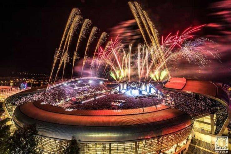 Când începe Untold 2021 și ce artiști vor fi prezenți pe scena din Cluj