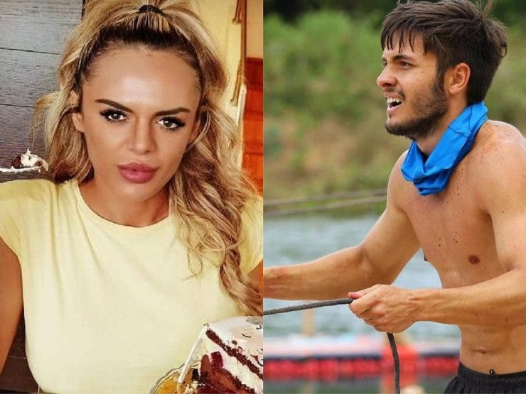 Ce relație au Simona Hapciuc și Albert Oprea de la Survivor România! Cei doi sunt tot mai apropiați