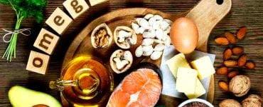 Cele mai bune alimente bogate în Omega 3.