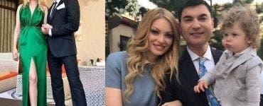 Cristi Borcea și Valentina Pelinel, poză de cuplu.